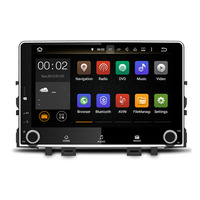 Octa Core RAM 4G ROM 32G Android Fit KIA RIO 2017 Car DVD Player Navigation GPS