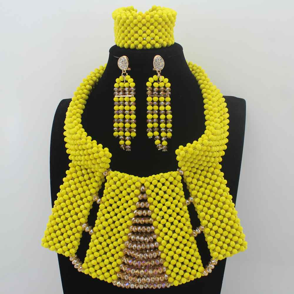 African Beads Jewelry Set Crystal Beads Necklace Set Nigerian Wedding African Jewelry Set Crystal Jewelry Set W13959African Beads Jewelry Set Crystal Beads Necklace Set Nigerian Wedding African Jewelry Set Crystal Jewelry Set W13959