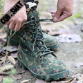 2017 Winter Autumn Army Boots Tactical Combat Desert Breathable Camouflage Men Boots Outdoor Climbing Hiking Boots Size 39-46