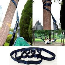 High Quality Hammock Hanging Belt Hammock Strap Tree Rope Load 2000kg 280*2.5cm Hangtight Straps