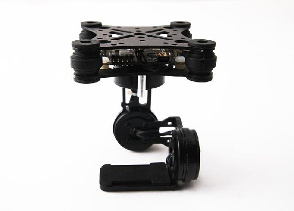Full Metal 32-bit 3-Axis FPV Camera Gimbal For Gopro 3/ 4 etc. (Ready to work) for RC Multicopter