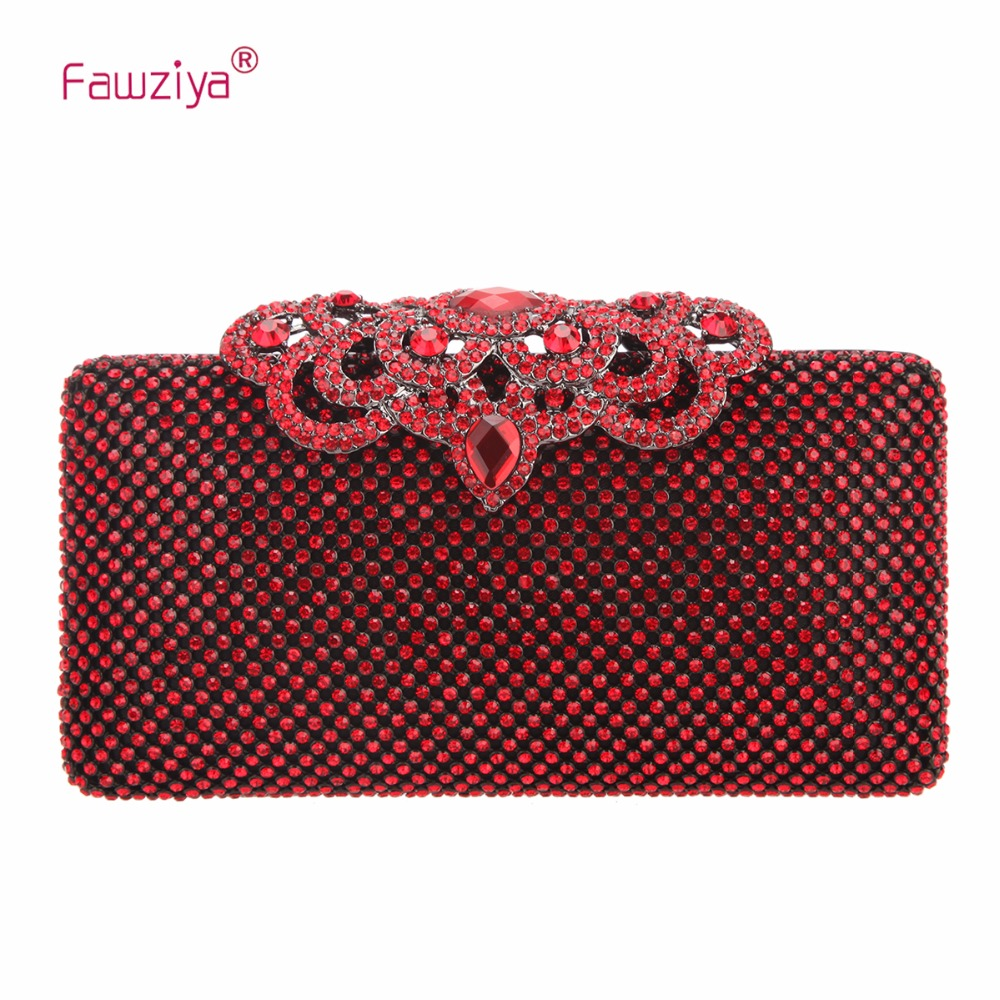 e5df72902c9 Fawziya Crown Crystal Clutch Hardshell Evening Clutches For Wedding And  Party. US $13.00. Fawziya Skull Purses And Handbags For Women ...