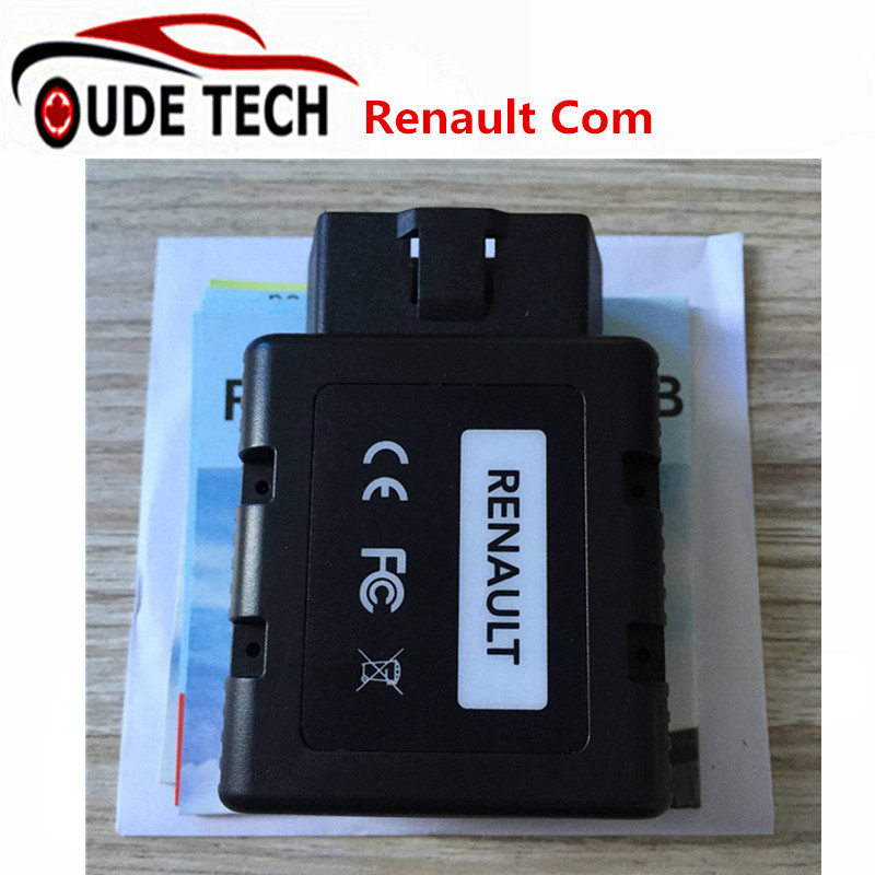 все цены на  For Renault-com For Renault Com Bluetooth Diagnostic And Programming Scan Tool For Renault Replacement For Renault Can Clip  в интернете