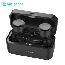 EB10 TWS Wireless Stereo Earbuds, ROCKSPACE Portable Mini Bluetooth Earphone With Charger Box Wireless Earphone Headset