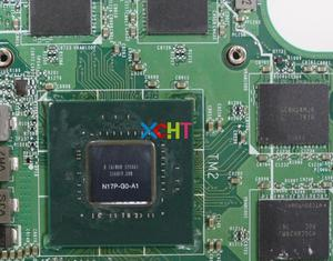 Image 4 - עבור Dell Inspiron 15 5577 CN 0318DK 0318DK 318DK w i5 7300HQ 3.5 ghz DDR4 מחשב נייד האם Mainboard נבדק