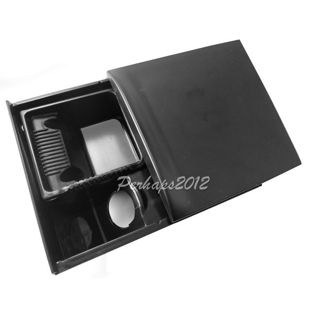 2017 FOR VW 1998 2004 Jetta GTi Mk4 Golf Front Console Black Ashtray Assembly 1J0 857