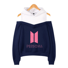 BTS Map Of The Soul (Persona) Off-Shoulder Hoodie