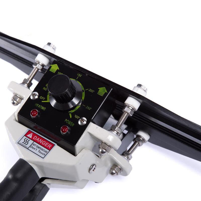 Haute qualité nouvelle FKR-400 Portable pince scellant poche Machine de cachetage 400mm 550 W 220 V machine de cachetage chaleur constante