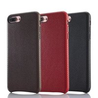 3 Colors New For Iphone 7 8 Plus Full Edge Protection Back Cover Real Natural Cow