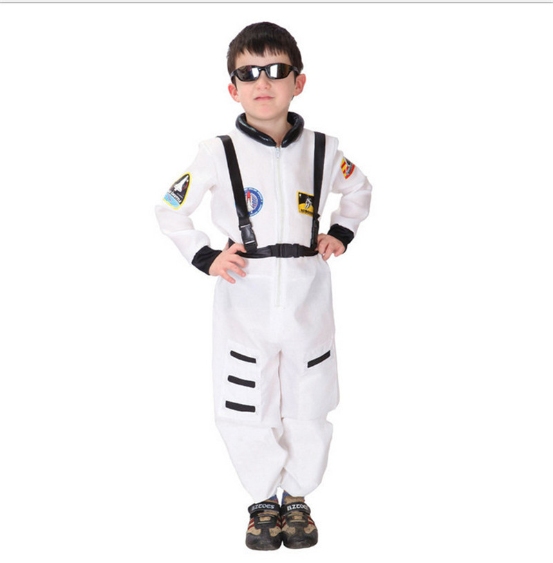COULHUNT 2017 Kids Astronaut Costumes Fashion Aviation Astronaut Cosplay Costume White Orange Halloween Christmas Carnival Fancy-in Boys Costumes from ...  sc 1 st  AliExpress.com & COULHUNT 2017 Kids Astronaut Costumes Fashion Aviation Astronaut ...