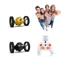 Bounce car 2.4G music High Stunt Car RC Jump Gift Toy
