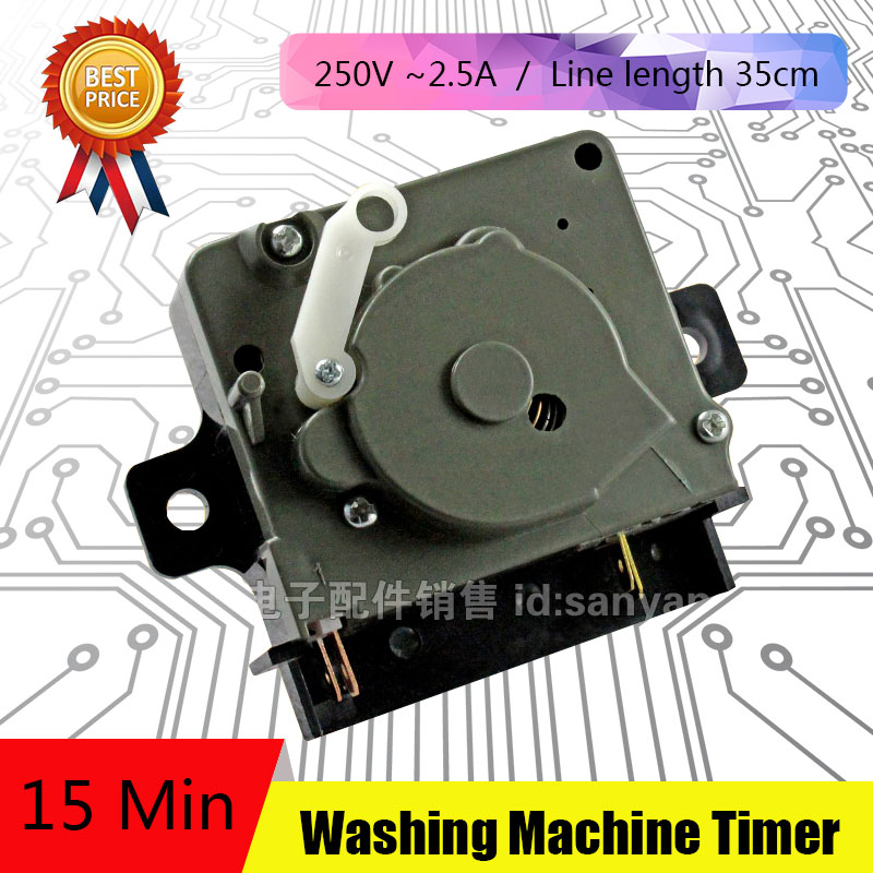 2Pcs 4 Inserts Washing Machine Parts New Semi-automatic washing machine Unused Spare Parts DSQXD-3606 washing machine parts heating tube 1600w 2000w 17 5 30cm
