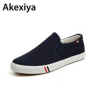 2017 New Mens Casual Shoes Canvas Shoes For Men Lace Up Breathable Summer Autumn Flats Fashion