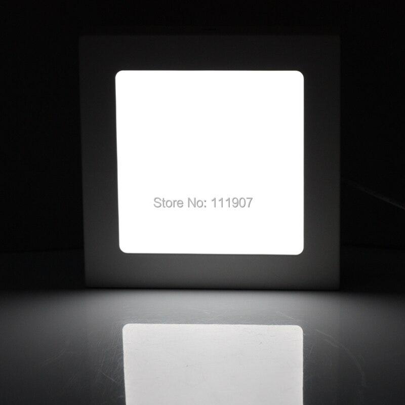 Square 9W / 15W / 25W Luz de techo LED Blanco frío / Blanco cálido - Iluminación interior - foto 2