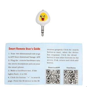 Image 4 - Kebidu 미니 3.5mm 플러그 적외선 휴대 전화 스마트 IR 원격 제어 무선 지능형 TV DVD 에어컨