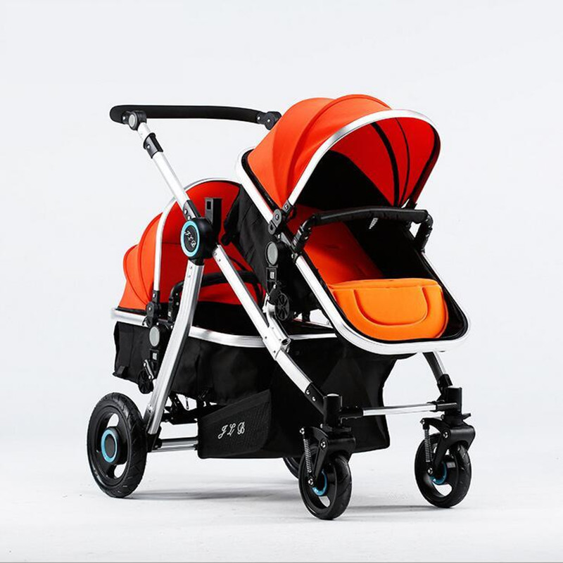 twin baby stroller1