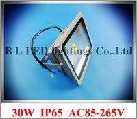 DOPROWADZIŁY światła powodzi diodowa reklamowej światła spot light ip65 AC85-265V 30 W 10 lm sztuk/pudło najniższa cena hurtowa