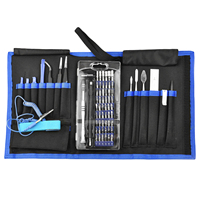 75 in 1 Precision Screwdriver Set Kit with Storage Bag for Repairing Phone Computer Tablets Watches Game Consoles Camera