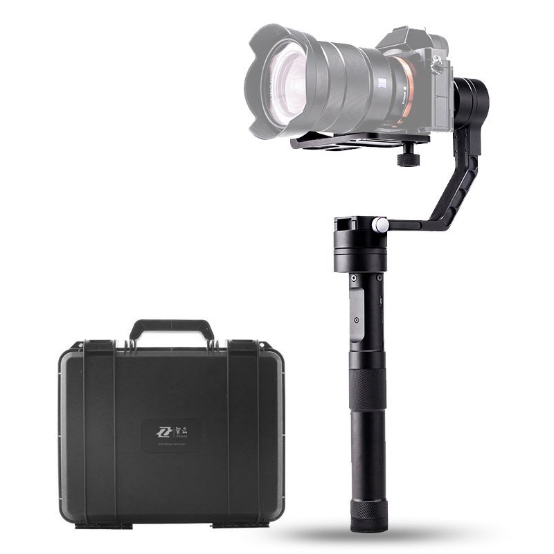 Zhiyun Crane 3 axle Handheld Stabilizer 3-axis gimbal for DSLR Canon Cameras Support 1.2KG F18164