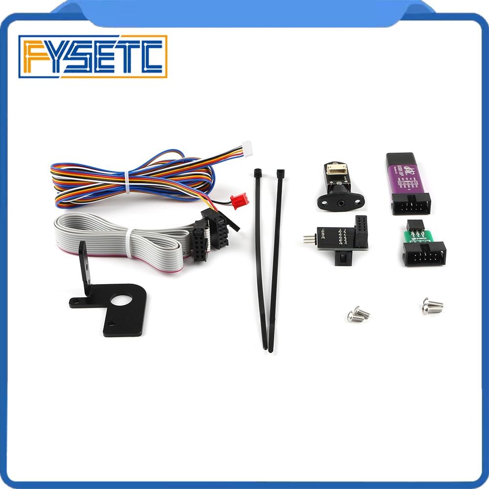 V1 3D Printer Z-probe Touch Leveling Sensor Touch BL Auto Bed Leveling Sensor TOUCH For CR-10 / Ender-3 Creality 3D Printer
