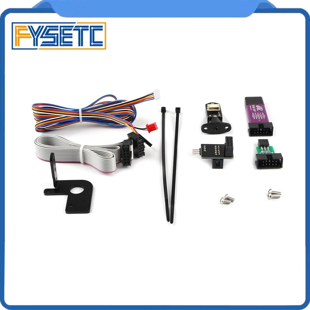 V1 3D imprimante z-sonde tactile capteur de nivellement tactile BL Auto lit capteur de nivellement tactile pour CR-10/Ender-3 imprimante 3D Creality