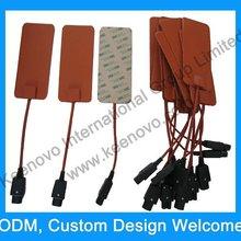 Keenovo индивидуальный дизайн гибкий силиконовый резиновый нагреватель силиконовый нагреватель с IEC вилкой