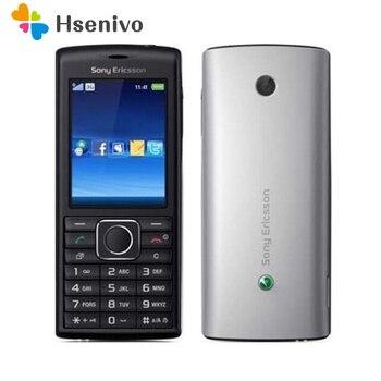 100% Оригинальный разблокированный sony Ericsson j108i мобильный телефон 3g Bluetooth FM J108 мобильный телефон Бесплатная доставка >> Hsenivo World mobile phone Store