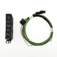 READXT For Golf 7 MK7 Parking Assist Switch Tire Pressure Monitoring Switch Button Harness Plug 5GG927238E 5GG 927 238 E