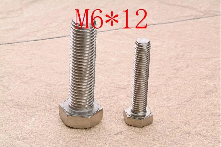 웃 유M6 * 12,304,321,316 нержавеющая сталь с шестигранной ...