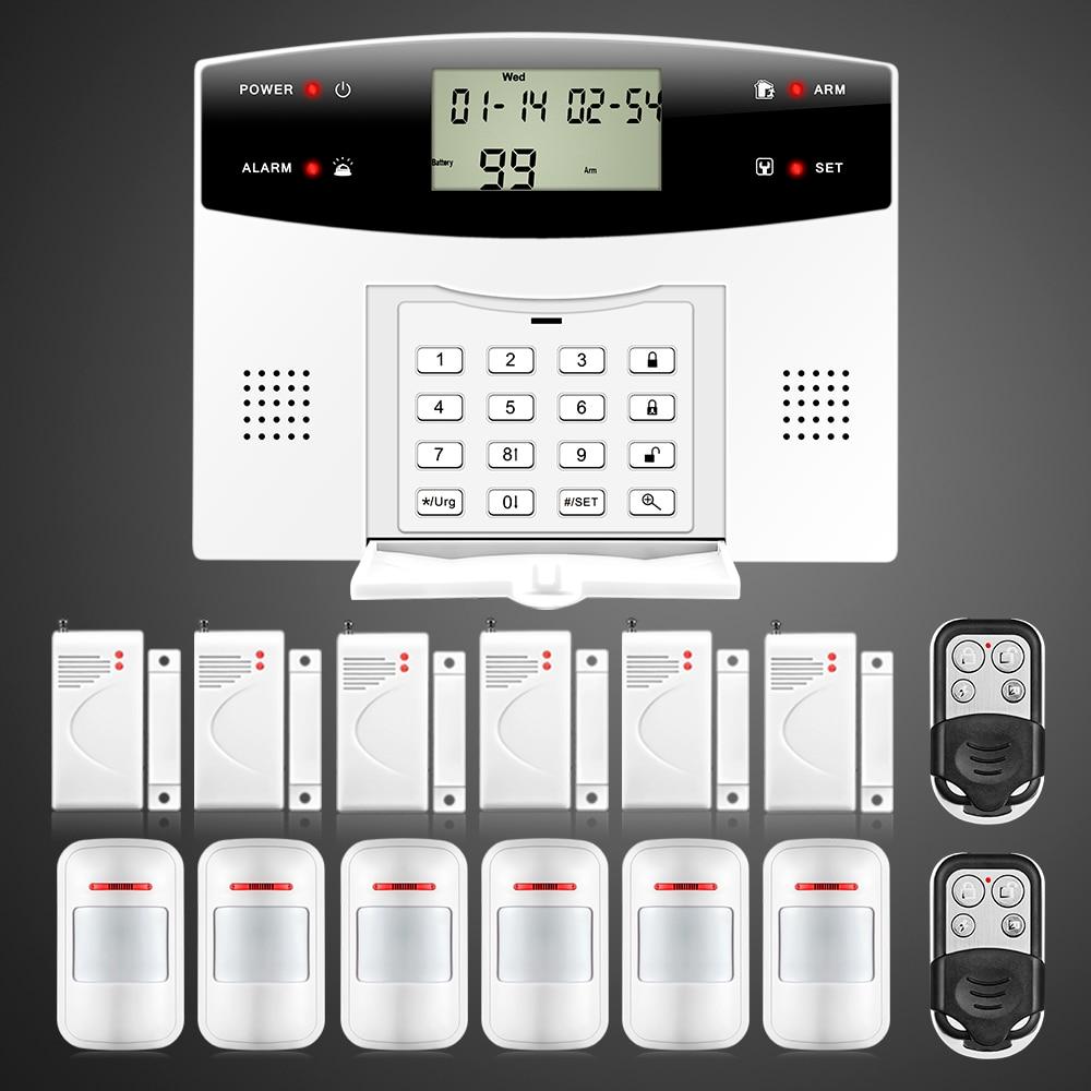 popular alarm telephone wiring