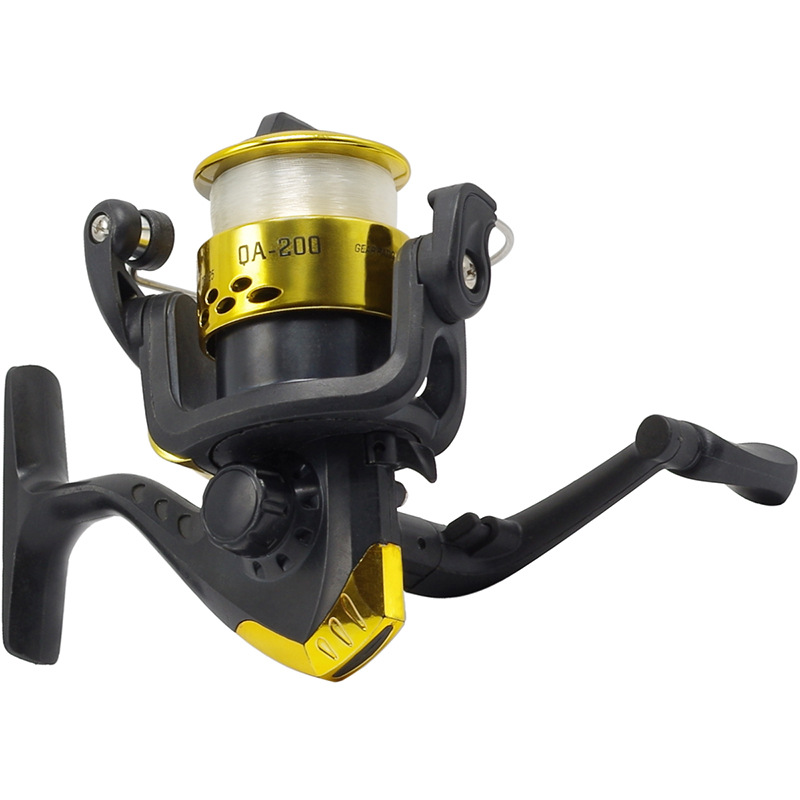 High Quality Plastic 3BB Fishing Reel Ultra Smooth Light Weight Fishing Reel Freshwater FG66 in Fishing Reels from Sports Entertainment