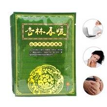 64Pcs / 8Bags Trajtimi i Largët IR Trajtim Poroz Kineze Mjekësore Plaster Relief Pain Patch 10X13 cm për të lehtësuar nyjet e dhimbjes K00808