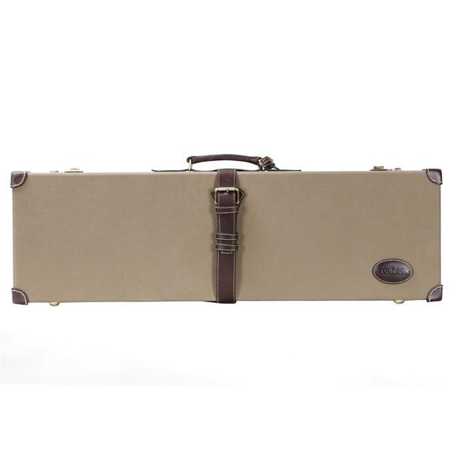 Tourbon Tactical Hunting Gun Case Universal Shotgun Heavy Duty Vintage Gun Storage Cases Top Quality