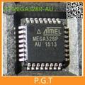10 шт. оригинальный ATMEGA328P-AU ATMEGA328P IC MCU 8BIT 32 КБ FLASH 100TQFP