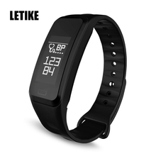 LETIKE Original WP-R1 colorful Smart Bracelet Heart Rate Monitor Fitness Tracker Smartband IP67  PRO Smart Wristband For APP
