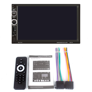 Image 5 - HEVXM 7031TM 2 Din Touch Screen Car MP5 Player  Universal Auto Radio Stereo Car Audio Video Multimedia Player  Mirror link
