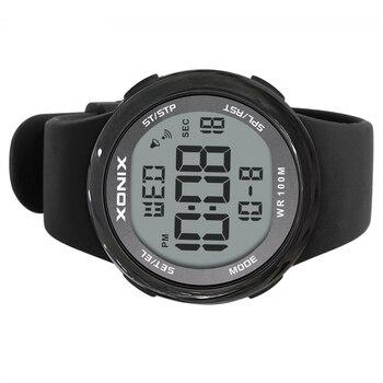 2019 Sport Watche Luxury Men  Relogio Masculino LED Digital Diving Swimming Reloj Hombre Hardlex Mirror Sumergible Wristwatch NY 2