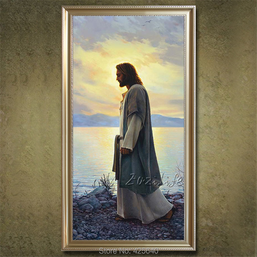 jesus christ painting promotion shop for promotional jesus online buy wholesale jesus wallpaper from china jesus