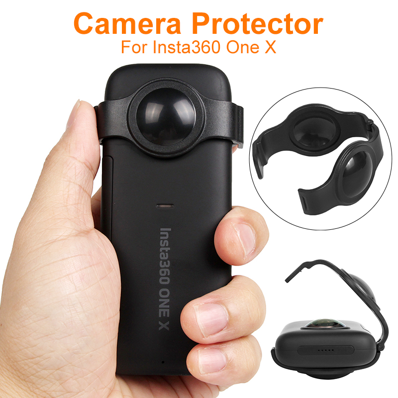 Insta360 One X Protective Case Lens Silicone Case Insta 360 Scratchproof Protector Cover For Insta360 One X Accessories