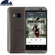 "Original Unlocked HTC One M9 Mobile Phone LTE 1920*1080 Android Phone Octa Core 3GB RAM 32GB ROM 5.0""20MP Smartphone Refurbished"