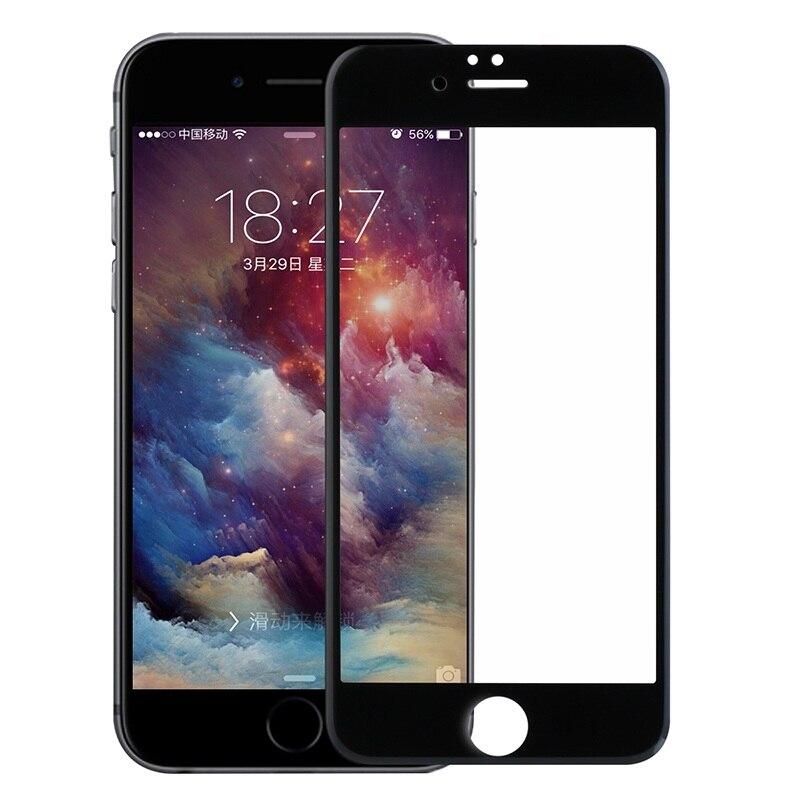 <font><b>BENKS</b></font> <font><b>Magic</b></font> <font><b>KR</b></font> <font><b>Pro</b></font> 0.15mm 3D <font><b>Curved</b></font> <font><b>Tempered</b></font> Glass Screen Protector for iPhone 6s Plus 6 Plus Full Cover - Black