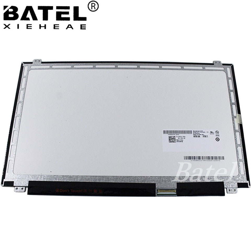 New 15.6 Laptop LCD Screen B156XW04 V.5 V.6 LP156WHB TLA1 LP156WH3 TLS1 N156BGE-L31 -L41 LTN156AT20 LTN156AT30 40PIN HD 40PinNew 15.6 Laptop LCD Screen B156XW04 V.5 V.6 LP156WHB TLA1 LP156WH3 TLS1 N156BGE-L31 -L41 LTN156AT20 LTN156AT30 40PIN HD 40Pin