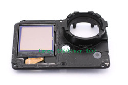 Original Front Small LCD Screen Display Fuselage Lens Cover Case Assembly Unit for GoPro Hero 5 Hero5 Camera Repair Part