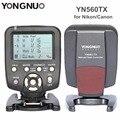 YONGNUO YN560-TX YN560TX Wireless Manual Flash Transmitter Speedlite Trigger Controller for YN-560 III YN560 IV for Nikon Canon
