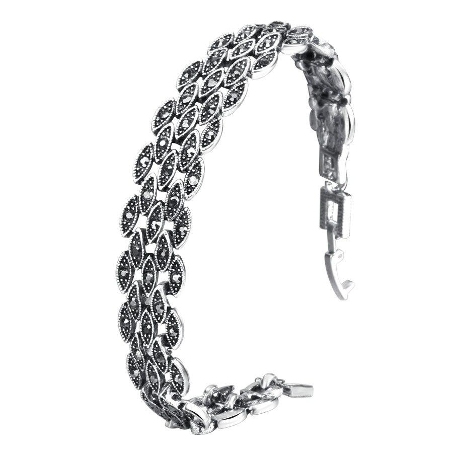 Gulkina Vintage Bangles Accessories Fashion Accessories Bracelets Women Turkish Jewelry Christmas Gifts Crystal Bracelets