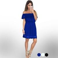 Off Shoulder Lace Patchwork Dress Women Online Shopping India Vestido De Renda Saida De Praia Cheap