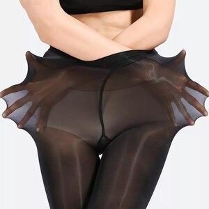 Bling Super Elastic Magical Stockings Women Nylon Pantyhose Sexy Skinny Legs Tights Anti Hook Silk Stocking Pantys Medias