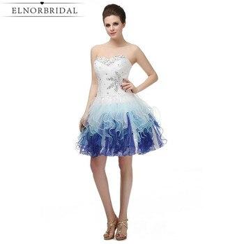 24d74bdcc3f7435 Скромные короткие коктейльные платья 2019 Мини Vestido De Formatura Curto  милое праздничное платье для девочек вечерние платья для особых случаев