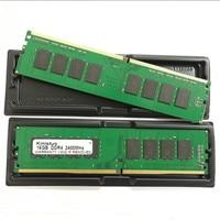 Оперативная память 16 ГБ/8 ГБ/4 ГБ 2400 мГц/2133 мГц DDR4 UDIMM Non Ecc umbuferred