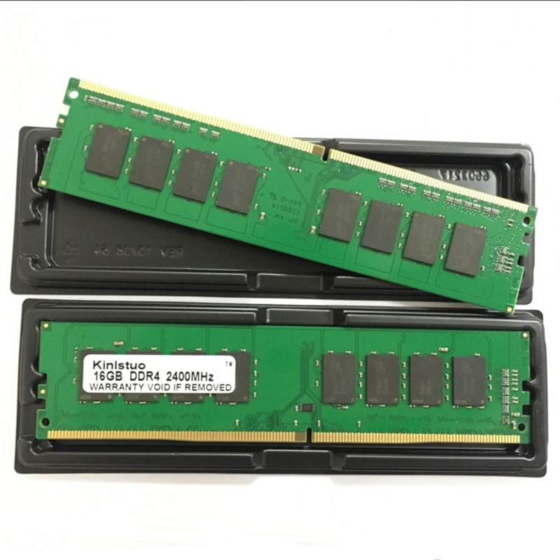 RAM 16 GB/8 GB/4 GB 2400 Mhz/2133 MHz DDR4 UDIMM non-ecc Umbuferred